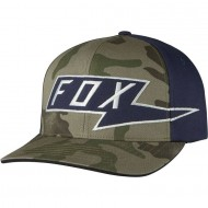BONÉ FOX MUDDLE SNAPBACK 16 CAMO