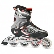 PATINS FILA BOND KF BLACK/RED
