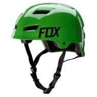 CAPACETE FOX TRANSITION HARD VERDE BRILHO