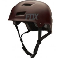 CAPACETE FOX TRANSITION HARD MARROM