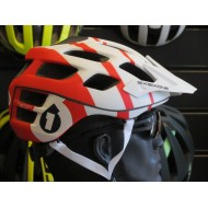 CAPACETE 661 RECON R1 WHITE/RED