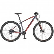 "MTB 29"" SCOTT ASPECT 940 - 2020 - DK.GREY/RED"