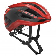 CAPACETE SCOTT CENTRIC PLUS - FIERY RED (MIPS) - 2020