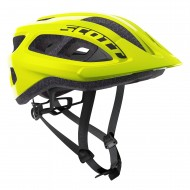CAPACETE SCOTT SUPRA - YELLOW/FLOU - 2020