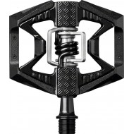 PEDAL CRANKBROTHERS DOUBLE SHOT 1 PRETO
