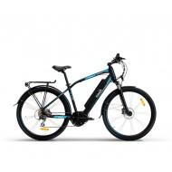 BICICLETA ELÉTRICA FIVE ITALWIN TRAIL ADVANCED MAN - 250W BRUSHLESS - 90NM
