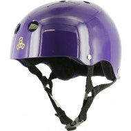 CAPACETE TRIPLE EIGHT PURPLE